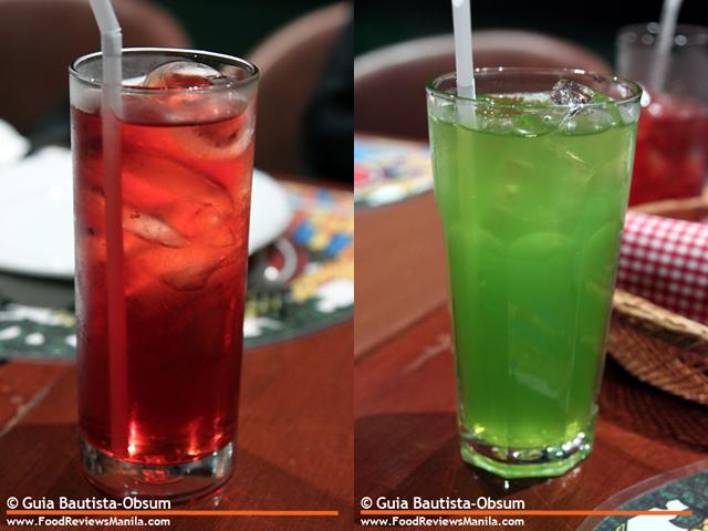 San Mig drinks