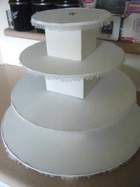 Cake Stand Revamp