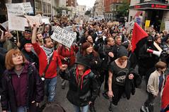 Occupy Portland March-9