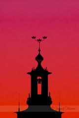 La città e il cielo - Stockholm, Sweden (purplicious*) Tags: world city travel pink sunset sky orange sun black color colour building tower colors silhouette architecture golden three town hall colorful europe king colours symbol bell sweden stockholm dusk cityhall vibrant vivid landmark swedish baltic spire architect national council nordic sverige colourful traveling scandinavia municipal scandinavian celestial stadshuset crowns kungsholmen stockholms svenska threecrowns stockholmsstadshus ragnaröstberg zeynepthomas allrightsreserved©zeynepthomas