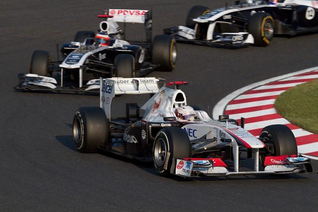 Kamui VS 2 Williams
