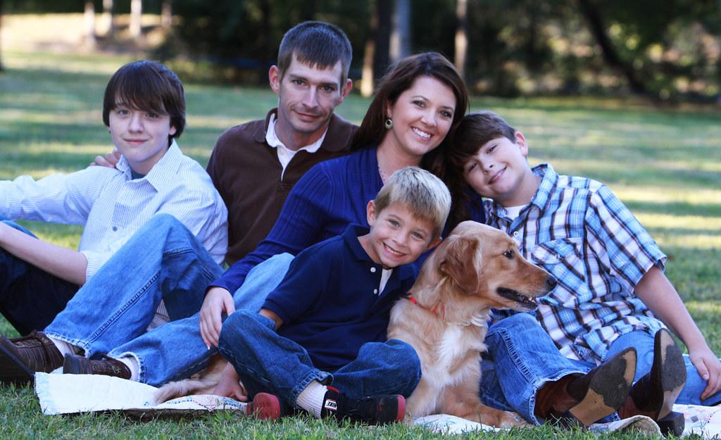 The Cain Family 1