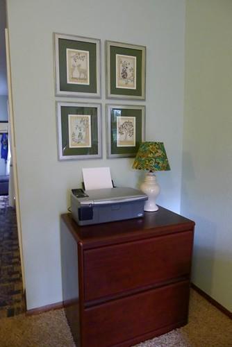 Printer Corner After