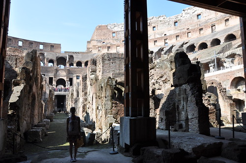 The Colosseum Underground