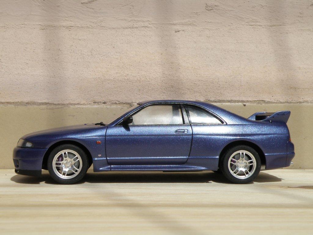 1993 Nissan Skyline GT-R r33 6235039899_9bf2a51653_b