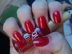 Poção do Amor, Risqué (thaisfartes) Tags: red nail vermelho nails nailpolish unhas risque unha risqué esmalte