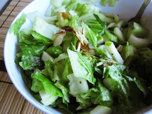 crunchy greens