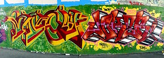 scor / joker (thesaltr) Tags: streetart art graffiti bayarea joker eastbay rof scor b003 thesaltr