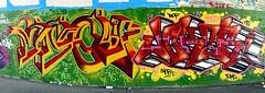 scor / joker (thesaltr) Tags: streetart art graffiti bayarea joker eastbay rof scor b003 thesaltr