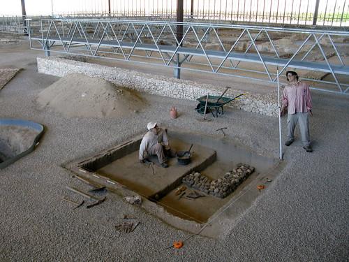 MUSEO DE LAS VILLAS ROMANAS - ALMENARA DE ADJA/PURAS - VALLADOLID
