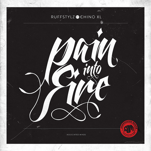 Pain Into Fire Cover