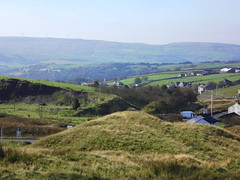 Tooter Hill Quarry, Sharneyford, Bacup, Lancashire