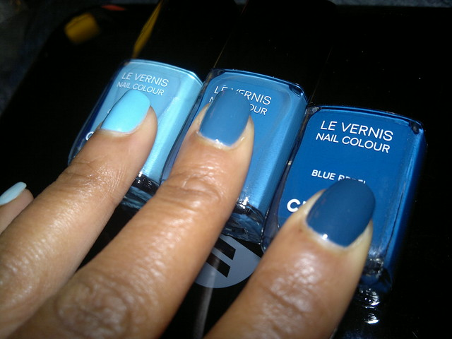 Tips Gradient Manicure