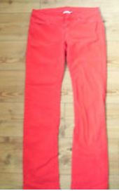 NL red jeans