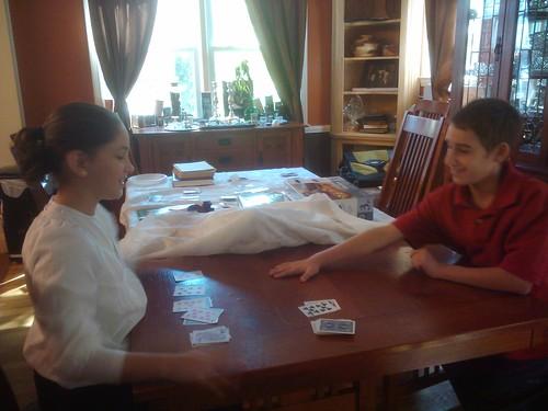 Chaya & Jarett cards