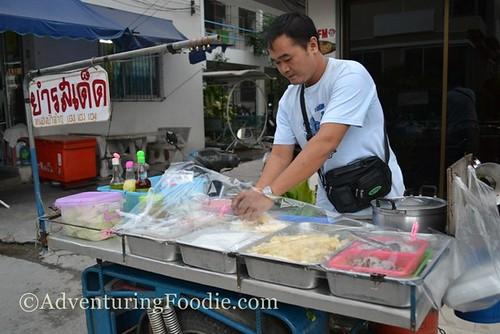 Thai vendor