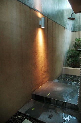 Villa Zolitude - Outdoor Shower
