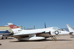 Pima Air & Space Museum (twm1340) Tags: arizona museum us fighter tucson space air navy az pima douglas usn skyray f6a f4d pasm f4d1