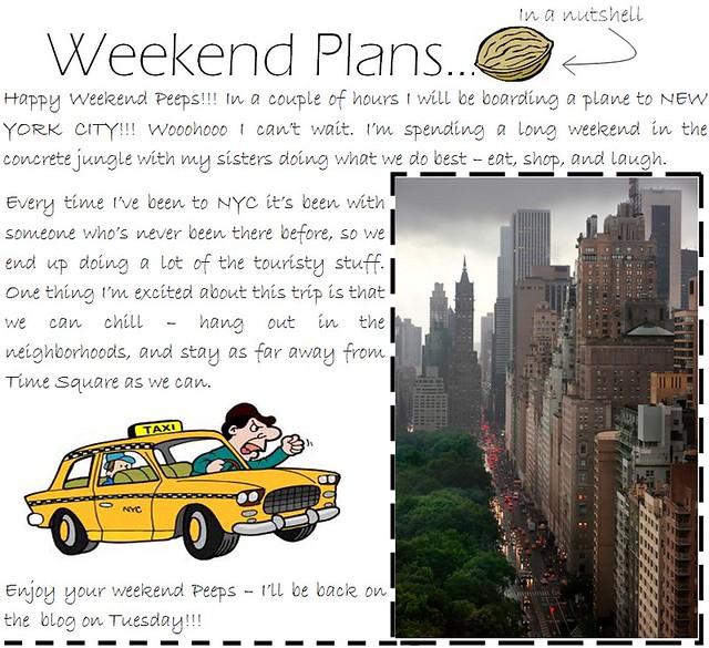 weekend plans 10.21