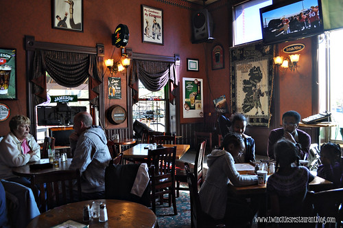 Inside Charlie's Irish Pub ~ Stillwater, MN