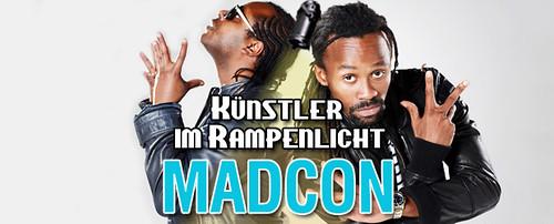 VidZone Artist Spotlight: Madcon - Deutsch