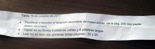 Homework Example 1