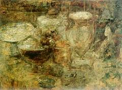Boznanska, Olga (1865-1945) - 1920s Still Life (National Museum, Krakow, Poland) (RasMarley) Tags: 1920s stilllife female polish painter 20thcentury 1920 postimpressionism boznanska publiccollection olgaboznanska