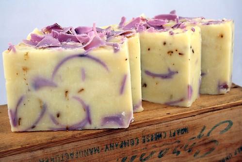 Lavender Chamomile Soap 4