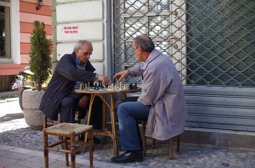 のんびりチェス