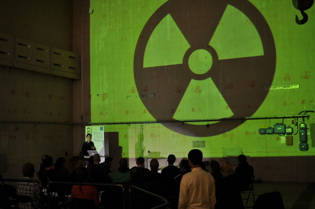 KTH Reactor Hall