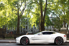 The Best of Britain. (Alex Penfold) Tags: auto street camera white black london cars alex sports car sport mobile canon square photography eos one berkeley photo cool flickr martin image awesome flash picture super spot exotic photograph gloss spotted hyper rims mayfair 77 supercar aston spotting exotica sportscar sportscars supercars penfold aje spotter 2011 silcer xc11 hypercar 60d hypercars one77 alexpenfold xc11aje
