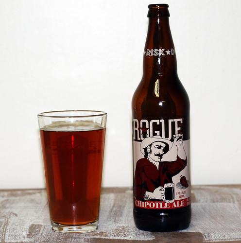 Review: Rogue Chipotle Ale by Cody La Bière