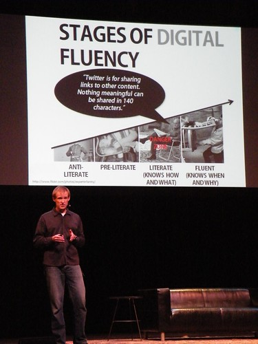 Stages of Digital Fluency by kmakice, on Flickr