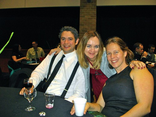 Ken (a.k.a. Wall Street), Beth & Christine