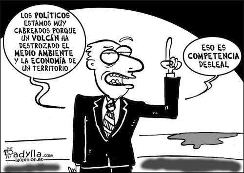 Padylla_2011_10_23_Políticos cabreados con el volcán