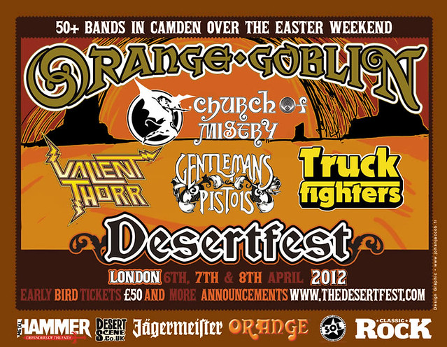 desertfest www.metalgigs.co.uk metal gigs gig listings