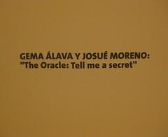 Gema Álava y Josué Moreno