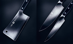 Zwilling Robust/Precise (matthew_lowery) Tags: lighting food sexy metal contrast studio leaf cool cut metallic steel knife sharp chef edge cutting knives product cutlery prep razor prepare schneider sinar cleaver zwilling profoto aptus henkels