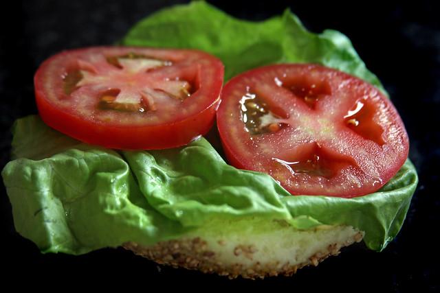 Pan de Hamburguesas 123