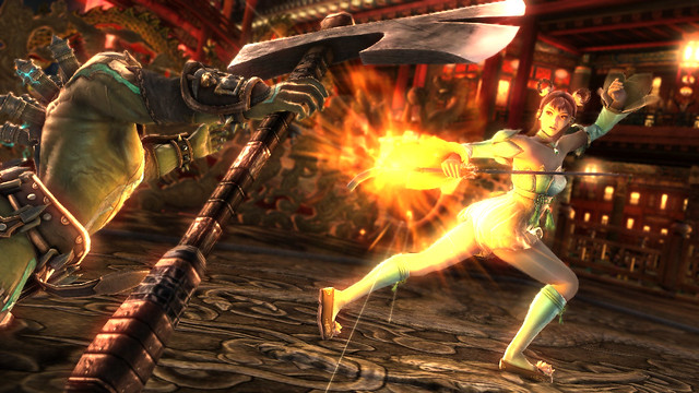 Soulcalibur V for PS3 - Leixia5
