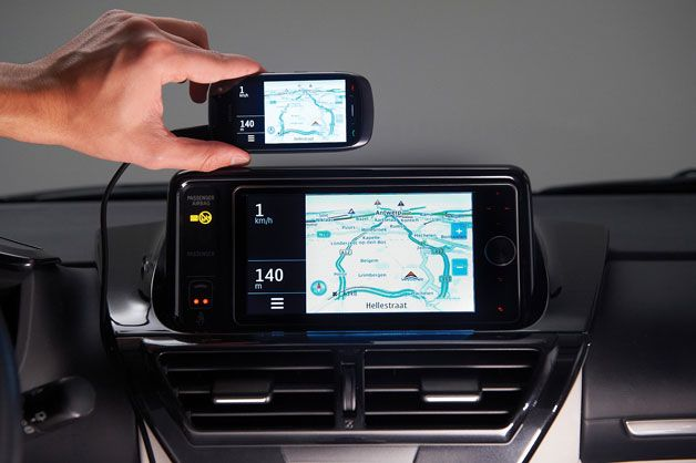 Toyota Touch Life - world-first smartphone mirroring infotainment product