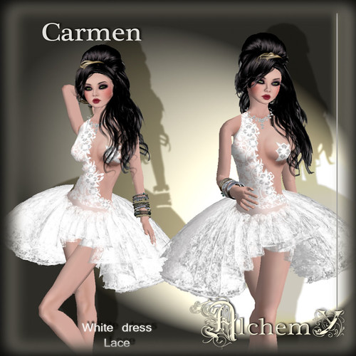 Alchemy Carmen by Cherokeeh Asteria