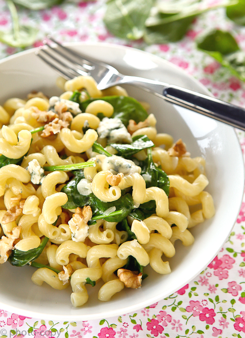blue cheese pasta bis