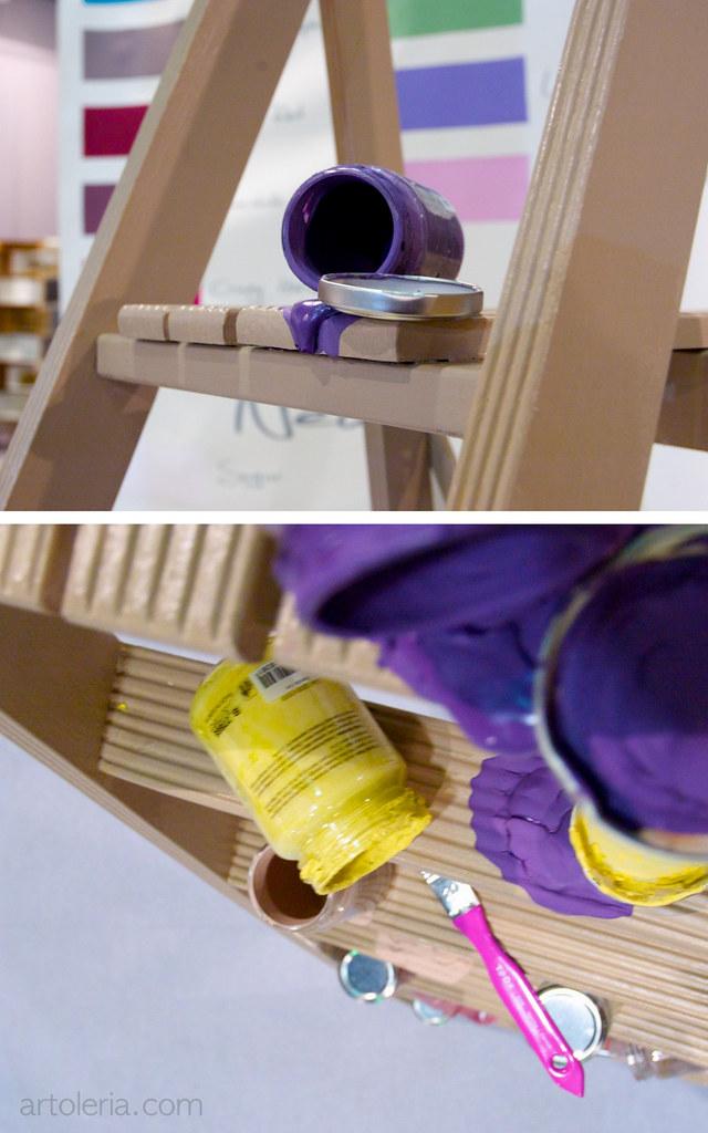 prodotti per colorare e decorare mobili