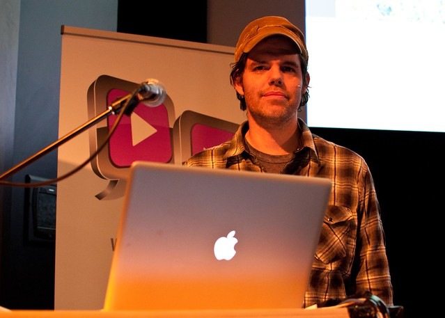 Lance Weiler of Pandemic Project