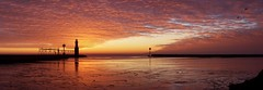 Algoma Sunrise Panorama