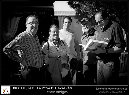 entre amigos by José-María Moreno García = FOTÓGRAFO HUMANISTA