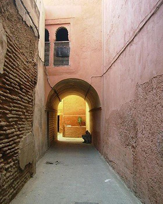 Marrakesh street