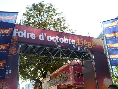 Foire d'Octobre Liège