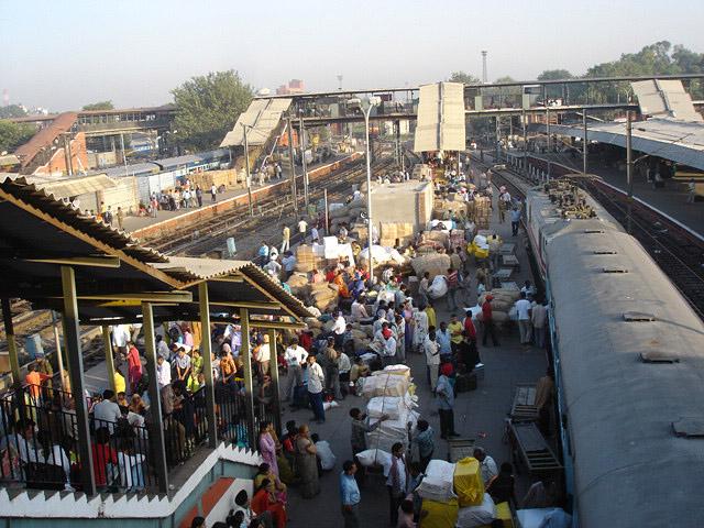 New Delhi Railway Station